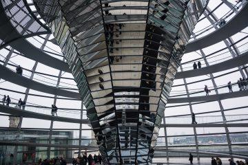 Купол Рейхстага - экскурсия в Рейхстаг