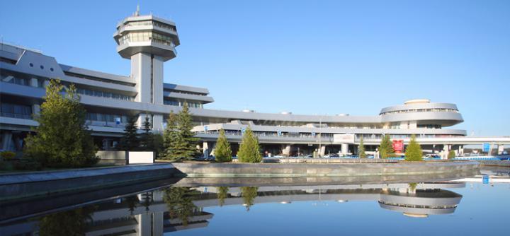 Как добраться из аэропорта Минск до города?