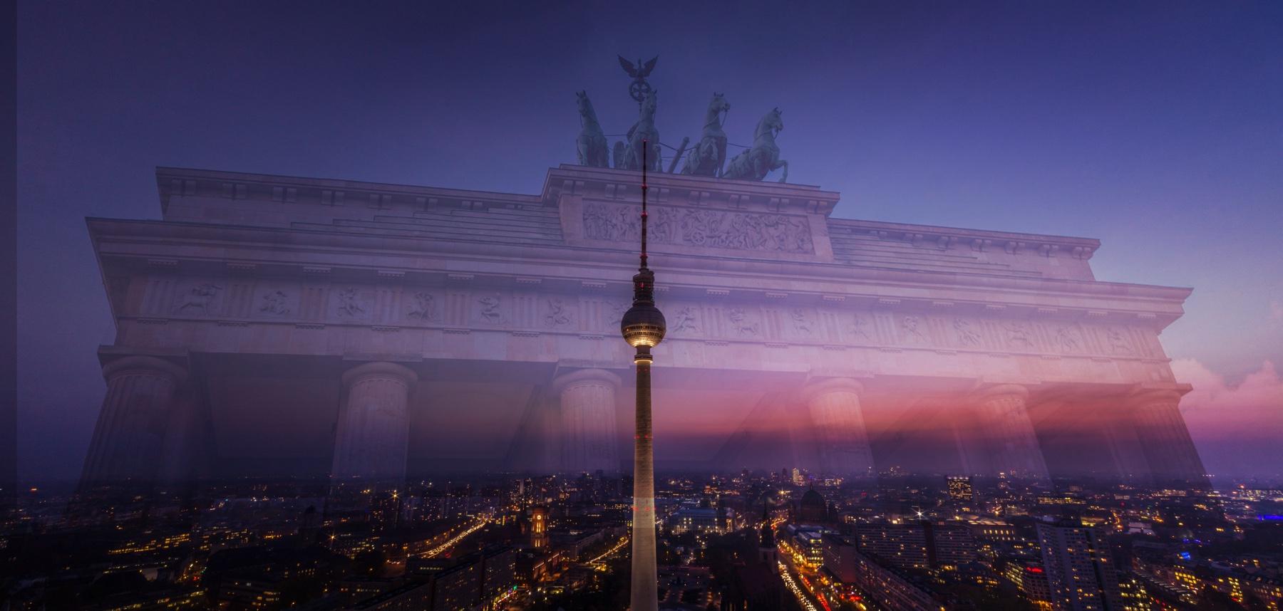 Как добраться из аэропорта Берлина до центра города?